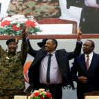 Sudan forms 11-member sovereign council, headed by military leader