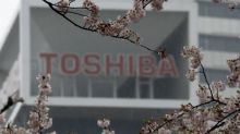 Japan government contacted Toshiba shareholders before AGM - sources