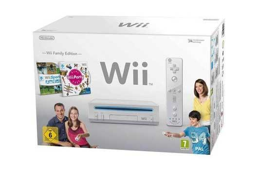 Wii becomes best-selling current generation console in Europe