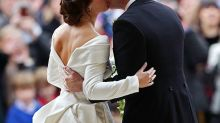 Princess Eugenie shares never-before-seen photo from royal wedding: take a look