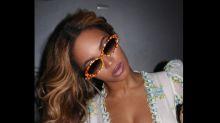 Beyoncé brinca de la alegría con Blue Ivy