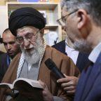 Iran says talks with US impossible; US says it wants talks