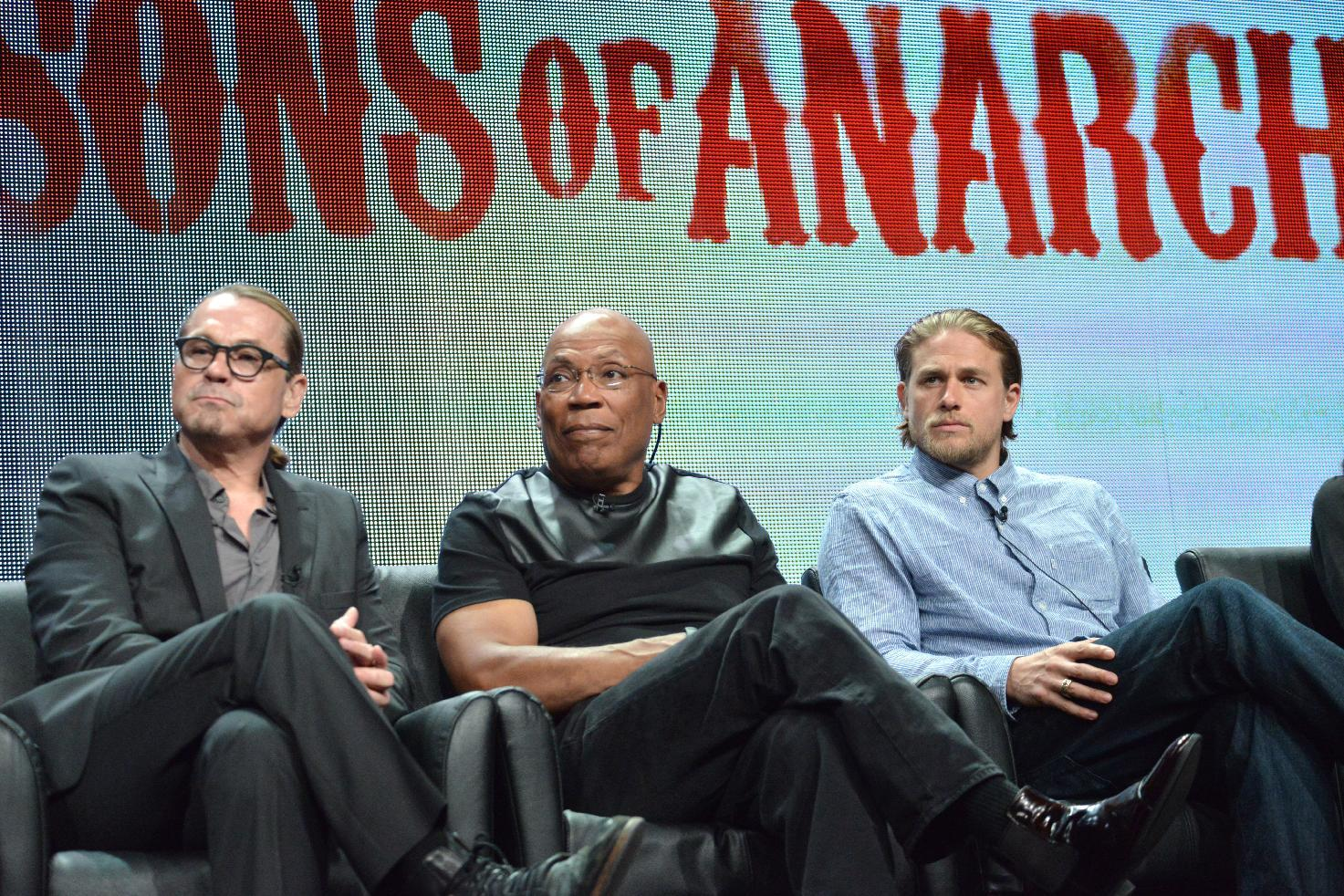 Sons of Anarchy\' Producer Paris Barclay on Series Finale: \'I Compare ...