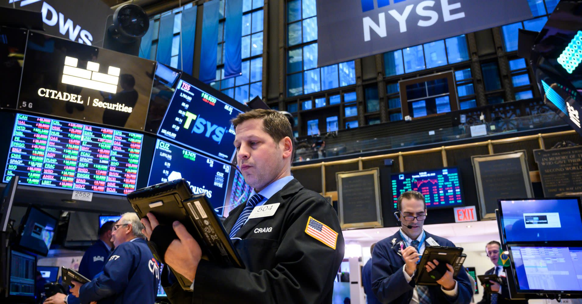 Stock futures fall | GE shares dive | Pinterest sets its IPO price
