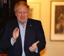 Coronavirus: Boris Johnson tweets from hospital and thanks 'best of Britain' NHS staff
