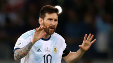 Palestinian Football Head Loses Appeal Over Lionel Messi Incitement