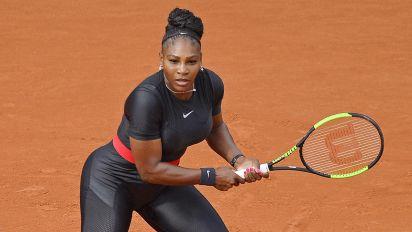 Serena wins battle over 'disrespectful' catsuit