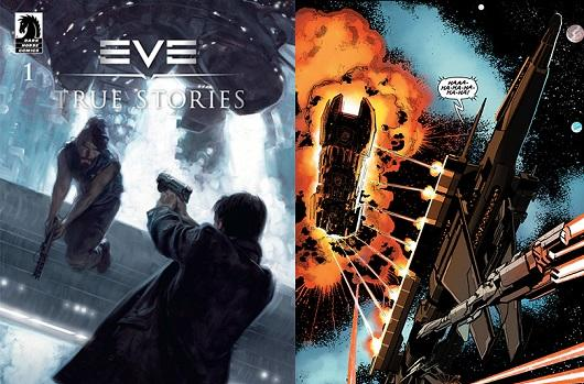 EVE graphic novel based on real player stories out now