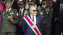 Ex-strongman Bouterse seeks another term in Suriname