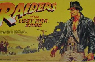 Indiana Jones and the Curse of the Ten Unsung Games