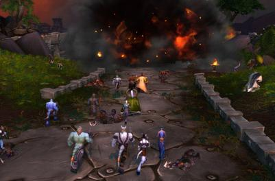 Warlords of Draenor: Tanaan stress test today at 3:00 p.m. Pacific