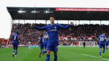 Alvaro Morata says Chelsea 'sent a message to all the Premier League' with thumping win at Stoke City
