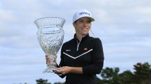 Mel Reid dishes on a rather expensive celebration as she settles in for KPMG Women's PGA