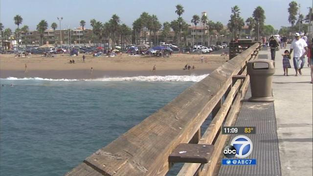 Balboa Pier reopens Labor Day after yacht crash