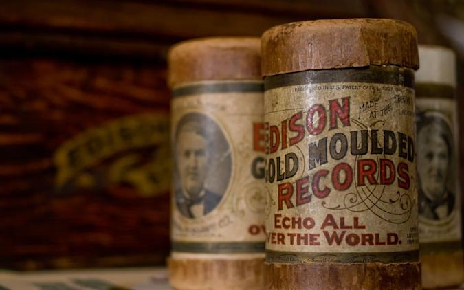 A university is digitizing thousands of wax cylinder records