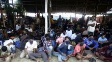 Nearly 300 Rohingya migrants reach Indonesia 'after seven months at sea'