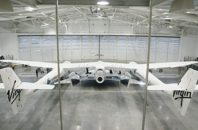 Virgin Galactic's first spaceflight from Spaceport America will launch soon