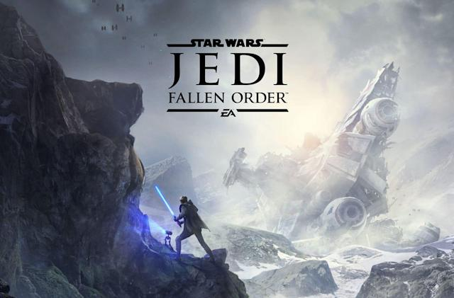 Respawn's 'Star Wars Jedi: Fallen Order' arrives November 15th
