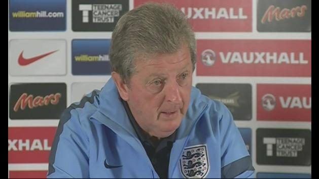 Hodgson: Sturridge 'fine' for Germany clash