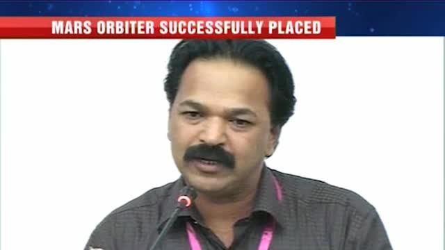 India launches maiden Mars mission