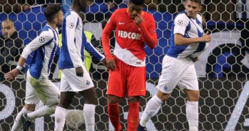 Foot - C1 - Jamais une équipe française n'avait encaissé autant de buts que Monaco en phase de groupes de la Ligue des champions