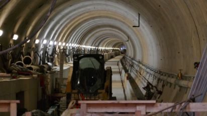 Eglinton Crosstown LRT not ready until 'well into 2022'