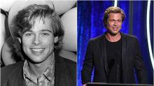 Brad Pitt cumple 55 años: así ha cambiado desde que llegó a Hollywood