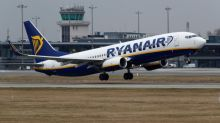 Ryanair will not operate flights in April or May