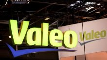 Valeo sales dip on slowing auto production