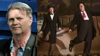 Paul Merton loathed Laurel and Hardy biopic