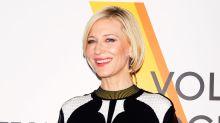 Cate Blanchett named Cannes jury president