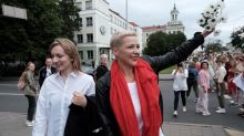 Belarusian protest leader detained by unidentified people - Tut.By media report