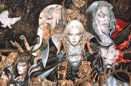 Joystiq Streams: A graveyard smash in Castlevania: Symphony of the Night [Relive the stream!]