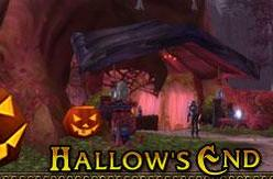 All the World's a Stage: Hallow's End and you
