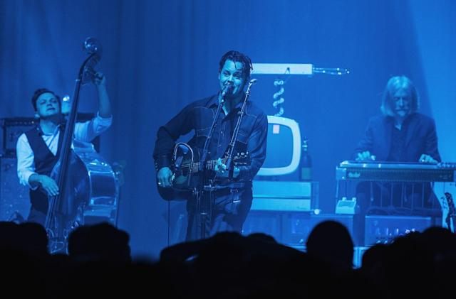 Jack White is the latest musician to ban phones at shows