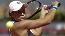Barty's welcome French Open distraction