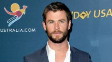 Chris Hemsworth doesn't understand family rows