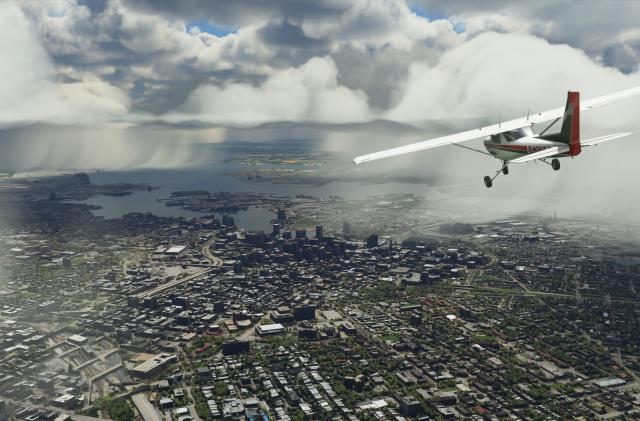 How 'Microsoft Flight Simulator' became a 'living game' with Azure AI