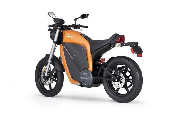 Brammo Enertia electric motorcycle now available
