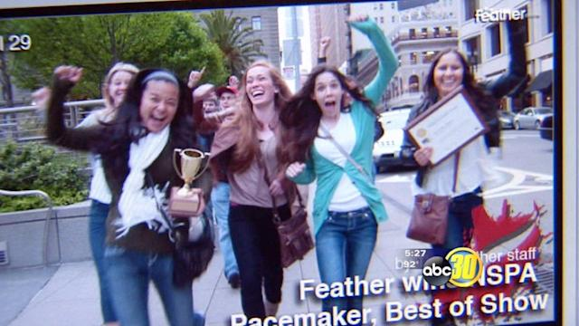 Fresno Christian High wins Pacemaker Award for