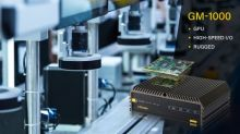 Der Cincoze Computer GM-1000 mit eingebetteter GPU bietet hervorragende Leistung für die industrielle Bildverarbeitung