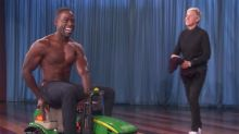 Sterling K. Brown blesses us with another shirtless moment