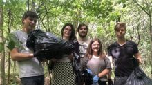 West Island initiative promotes cleaning up, transforming common trash into pieces of art
