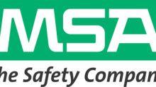 MSA Announces Third Quarter Results