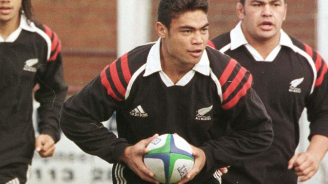 Ex-All Black and Samoa flanker Mika dead at 45