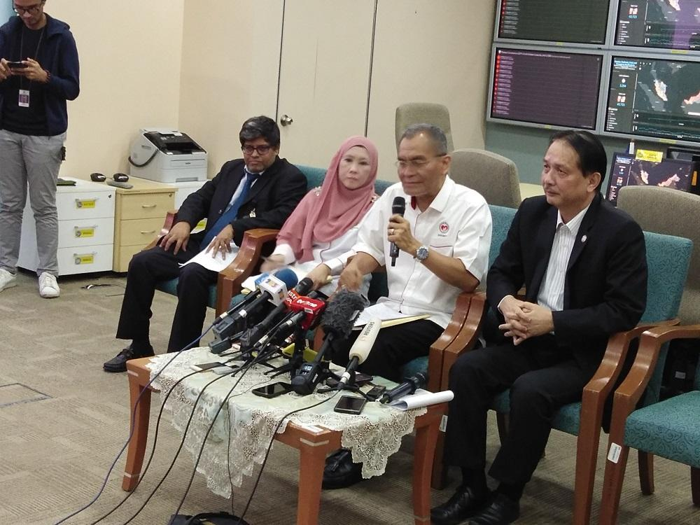 Health Ministry confirms three cases of coronavirus infection in Malaysia
