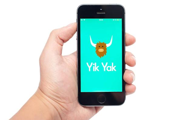 Yik Yak 'Handles' finally attach names to posts