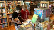 Wimpy Kid Author Hopes To Bring 'Little Bit Of Magic' With Plainville Bookstore