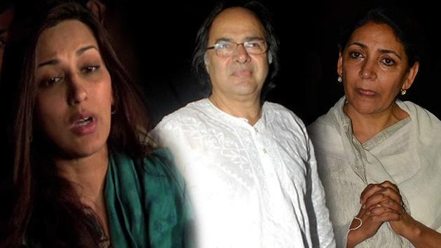 Actor Farooq Sheikh Laid To Rest Fans Family Pay Last Respects