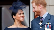 Meghan Markle Totally Just Made A 'Good Place' Joke About Meeting Prince Harry